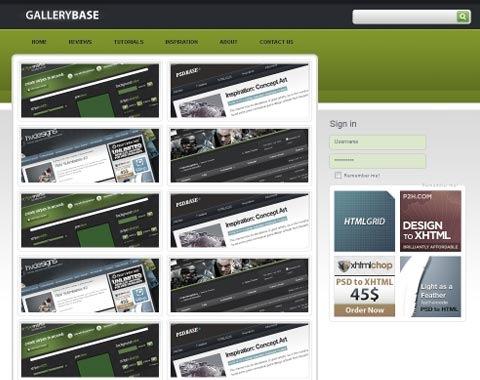 gallerybase