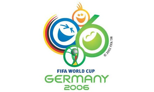 germany2006 The Evolution Of The World Cup Logo From 1930 To 2010