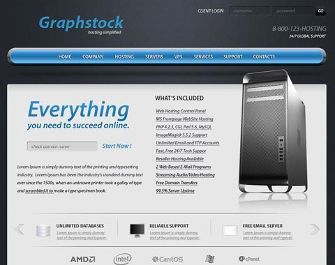 graphystock 80 Fresh Photoshop Tutorials For Creating Awesome Websites
