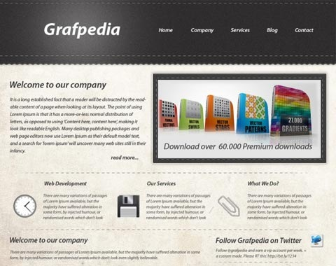 gritty-website