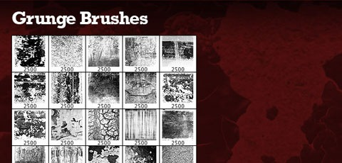 grungebrushes Best Of Web And Design In June 2010
