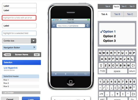 iphonehui Essential Free Photoshop GUI Elements For Designers