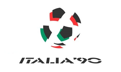 italia90 The Evolution Of The World Cup Logo From 1930 To 2010