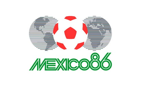 1986 – World Cup Mexico Logo mexico-86