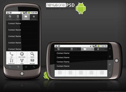 nexusgui Essential Free Photoshop GUI Elements For Designers