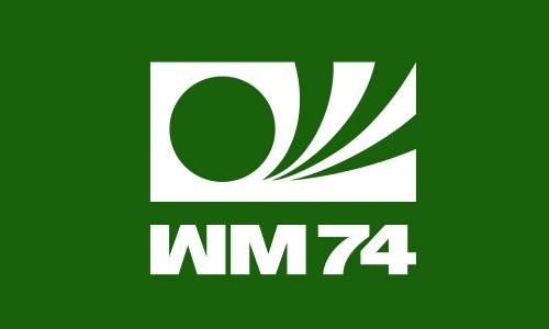 El logo del mundial de Alemania Occidental, en el blog de la agencia de publicidad telling