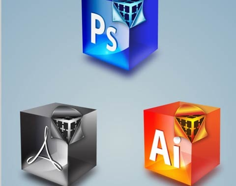 adobe3dicons 99 Icon Sets To Use In Commercial Design Projects