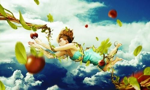 applemanipulation 100 Photoshop Tutorials For Learning Photo Manipulation