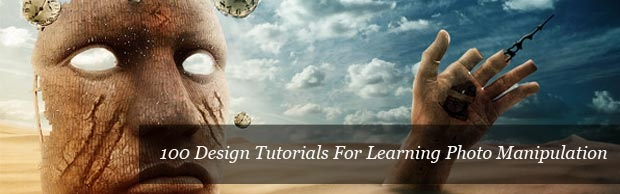 bannerpreview1 100 Photoshop Tutorials For Learning Photo Manipulation