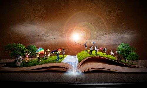booklensflare 100 Photoshop Tutorials For Learning Photo Manipulation