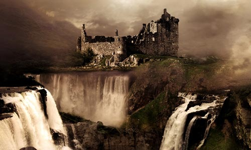 castlewater 100 Photoshop Tutorials For Learning Photo Manipulation