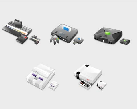 console-icons