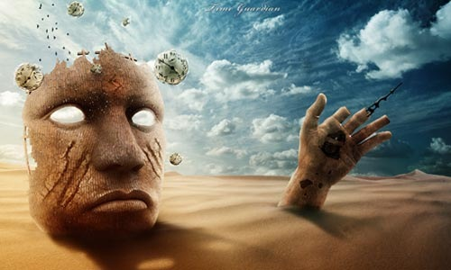 desertman 100 Photoshop Tutorials For Learning Photo Manipulation