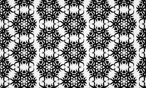 floralpattern1 Simply But Elegant Floral Photoshop Pattern Set
