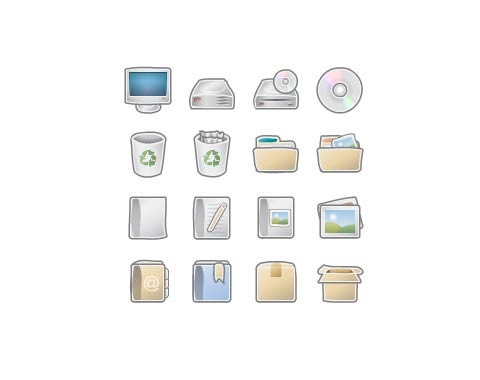 freesketchyicons 99 Icon Sets To Use In Commercial Design Projects
