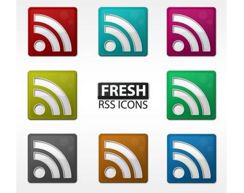 freshrssiconset 99 Icon Sets To Use In Commercial Design Projects
