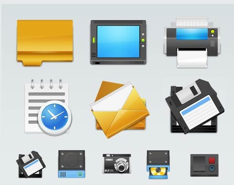 highqtyiconset 99 Icon Sets To Use In Commercial Design Projects