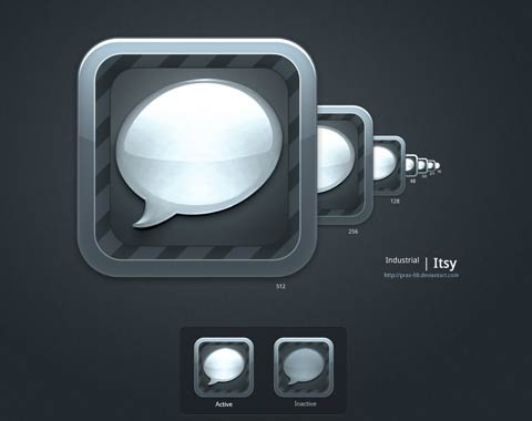 industrial 99 Icon Sets To Use In Commercial Design Projects