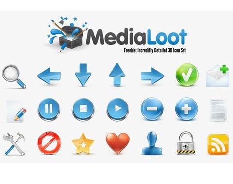 medialoot 99 Icon Sets To Use In Commercial Design Projects