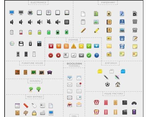 micro-icons