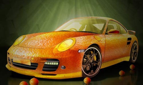 orangecar 100 Photoshop Tutorials For Learning Photo Manipulation