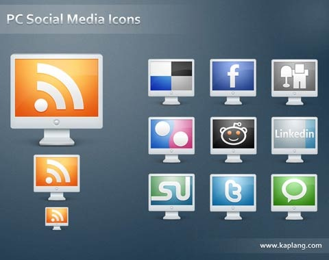 pcsocilmediaicons 99 Icon Sets To Use In Commercial Design Projects
