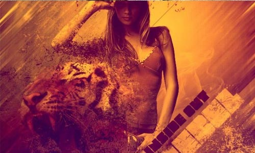 tigerwomen 100 Photoshop Tutorials For Learning Photo Manipulation