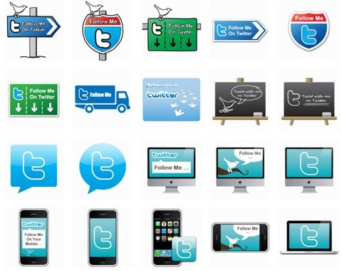 twittericons 99 Icon Sets To Use In Commercial Design Projects