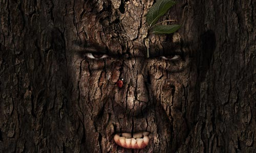 woodtetureface 100 Photoshop Tutorials For Learning Photo Manipulation