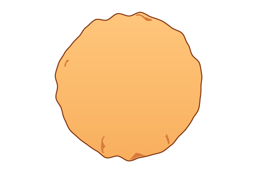 cookie 06 How to Create a Delicious Chocolate Chip Cookie In Illustrator