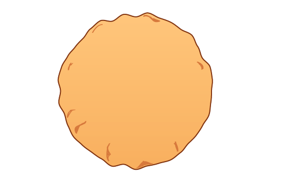 cookie 07 How to Create a Delicious Chocolate Chip Cookie In Illustrator