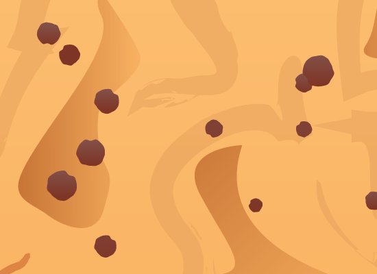 cookie 20 How to Create a Delicious Chocolate Chip Cookie In Illustrator