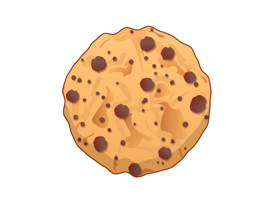 cookie 30 How to Create a Delicious Chocolate Chip Cookie In Illustrator
