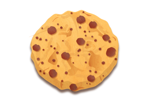 cookie 391 How to Create a Delicious Chocolate Chip Cookie In Illustrator