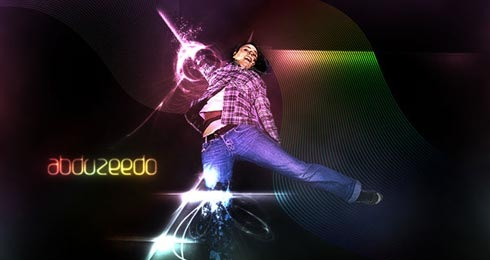 explostion 70 Tutorials For Learning And Mastering Light Effects In Photoshop