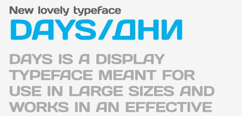 fays-type-face