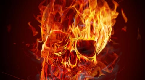 flamingskull 70 Tutorials For Learning And Mastering Light Effects In Photoshop