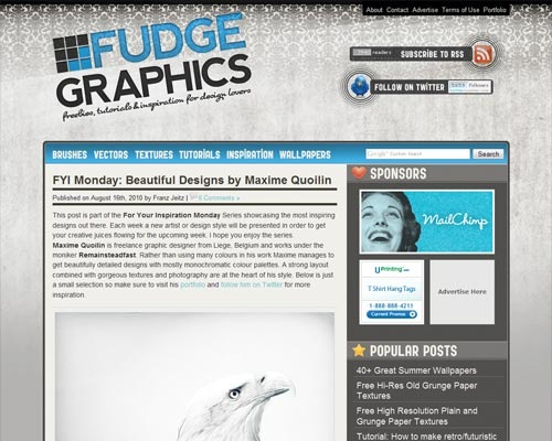 fudge-graphics
