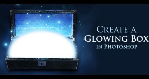 glowing-box