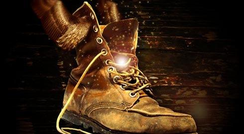 light-shoe