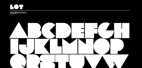 lot 50 High Quality Fonts Every Designer Must Download