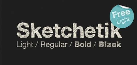 sketch 50 High Quality Fonts Every Designer Must Download