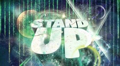 standup 70 Tutorials For Learning And Mastering Light Effects In Photoshop