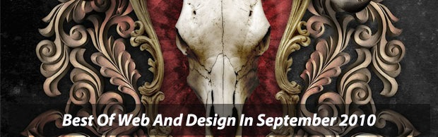 bestofwebsep2010 Best Of Web And Design In September 2010