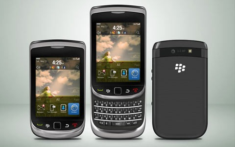 blackberry Best Of Web And Design In September 2010