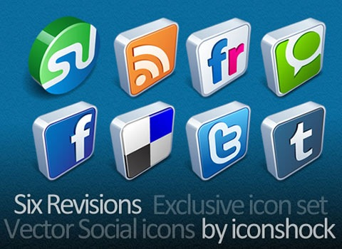 3dicons 50 Best Remarkable Icon Sets From 2010