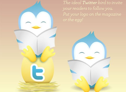 TWITTERbird 50 Best Remarkable Icon Sets From 2010