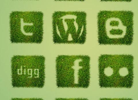 grasss-icon-set