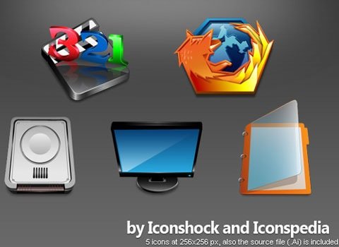 iconpedia 50 Best Remarkable Icon Sets From 2010