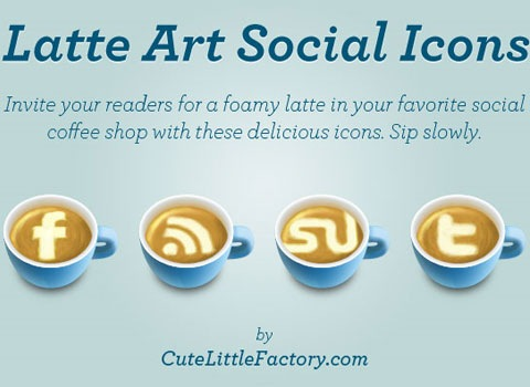 latteart 50 Best Remarkable Icon Sets From 2010